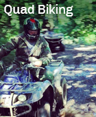 Quad biking adventures in Cheshire